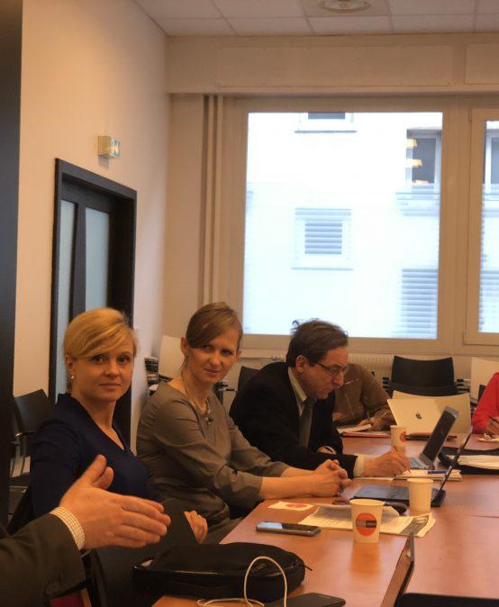 Kick-Off Meeting  Paris, 24-25 January 2018