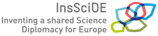 InsSciDE | Inventing a Shared Science Diplomacy for Europe