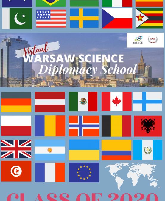 Warsaw Science Diplomacy School 2021