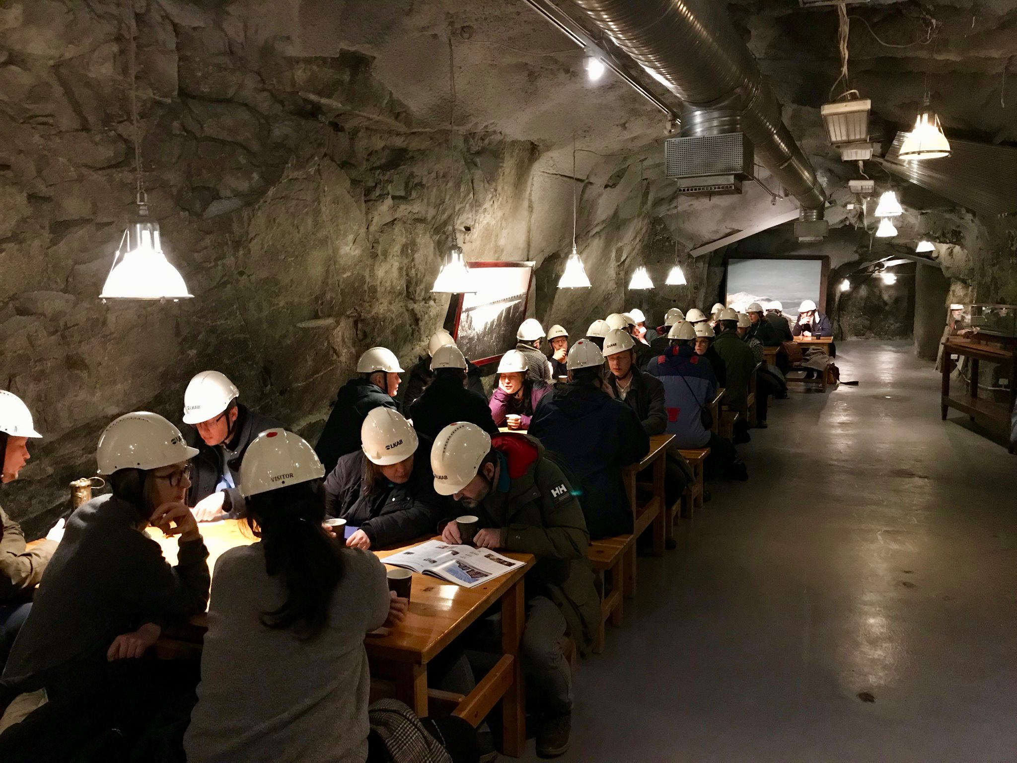 InsSciDE at History of Science and Technology Conference in Kiruna, Sweden