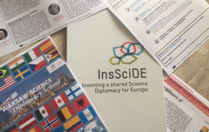 Warsaw Science Diplomacy School 2020 kicked off!